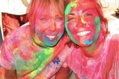 Colour me rad during Holi in Jaipur